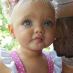 طفلة امريكية تشبه الدمية باربي , بنت امريكية تشبه باربي بشكل كبير