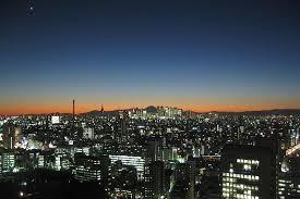 صوره اليابان في الليل , سحر اليابان ليلا