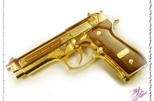 بالصور صور اسلحه من ذهب  , صور اسلحه صدام حسين الذهبيه 1305 2 310x205