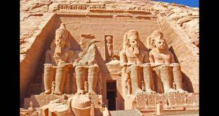 معبد ابو سمبل في مصر , اهم المواقع الاثريه باسوان