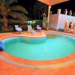 منتجع قصر اشبيليا في الاحساء , افخم المنتجعات في السعودية