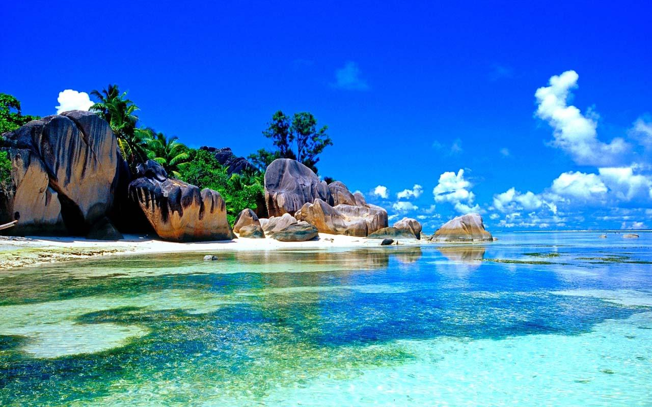 Beautiful Beaches HD Wallpaper for download