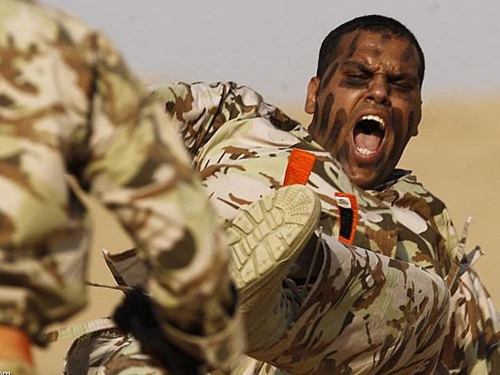 صورة افضل صورة في العالم لضابط سعودي , ملامح معبرة عن القوة والشجاعة
