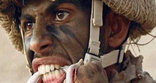 افضل صورة في العالم لضابط سعودي , ملامح معبرة عن القوة والشجاعة