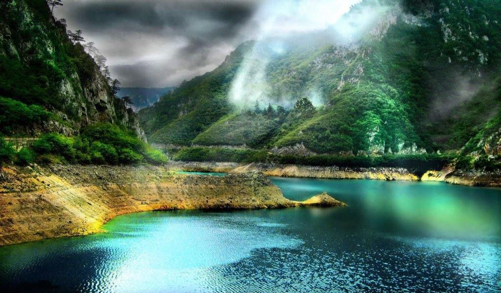 صورة صور لمناظر طبيعية خلابة , تامل عظمة الخالق فى تلك المناظر الطبيعية