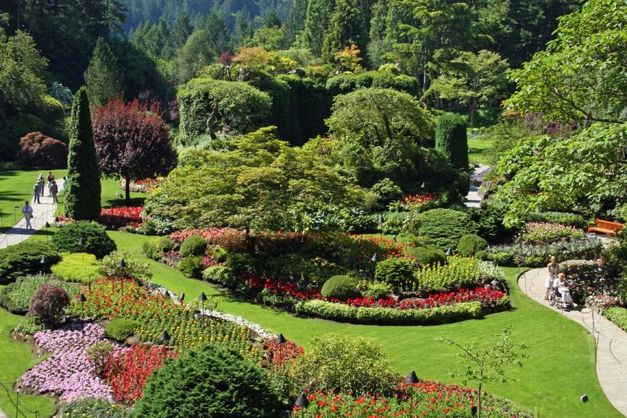 صورة اجمل الحدائق في العالم , صور لبساتين روعة