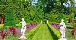 اجمل الحدائق في العالم , صور لبساتين روعة