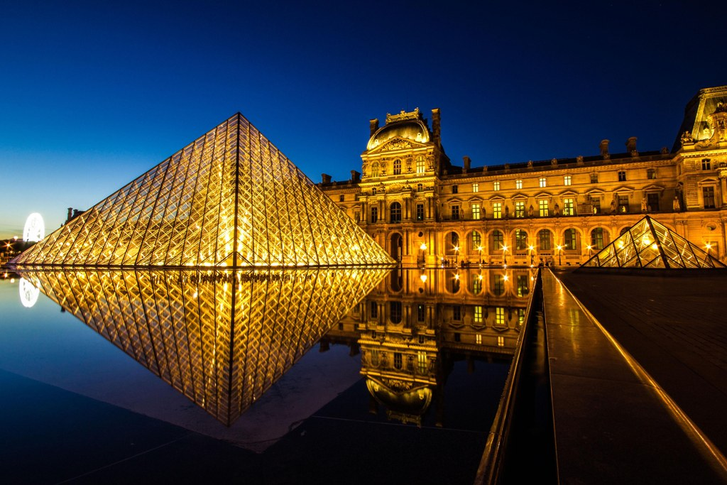 صورة صور متحف اللوفر , اجمل الصور لاشهر متحف في باريس