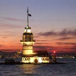 مطعم برج البنات في تركيا , صور مزار سياحي بتركيا
