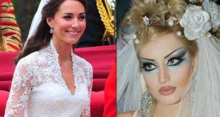 الفرق بين الزوجة العربية والاجنبية , صور مختلفة معبرة
