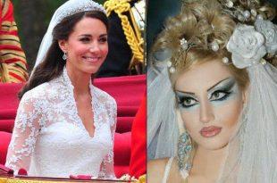 صور الفرق بين الزوجة العربية والاجنبية , صور مختلفة معبرة