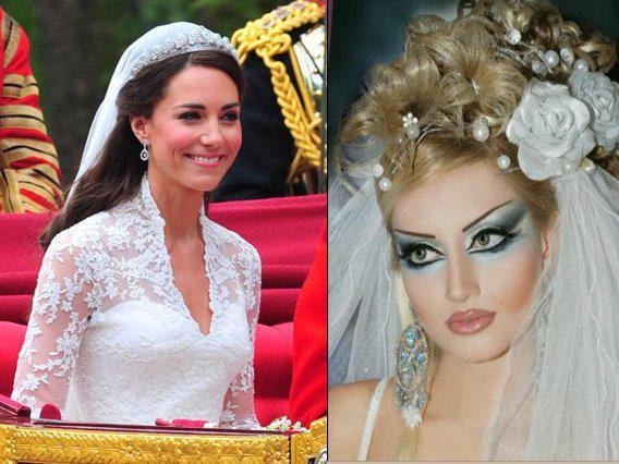 صورة الفرق بين الزوجة العربية والاجنبية , صور مختلفة معبرة