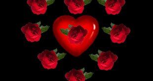 اجمل قلوب رومانسية , صور قلوب حمراء