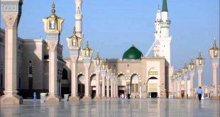 بالصور الحرم المدني الشريف , صور مسجد المدينة المنورة 3927 9 310x165