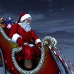 رسم بابا نويل , اجمل صور سانتا كلوز
