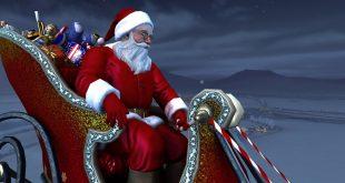 صوره رسم بابا نويل , اجمل صور سانتا كلوز