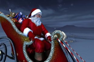 صور رسم بابا نويل , اجمل صور سانتا كلوز