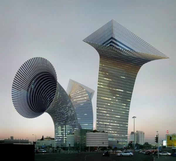 بالصور اغرب مباني العالم , صور تصميمات معمارية غريبة 3972 2