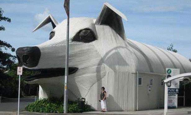 بالصور اغرب مباني العالم , صور تصميمات معمارية غريبة 3972 4