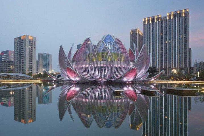 بالصور اغرب مباني العالم , صور تصميمات معمارية غريبة 3972 8