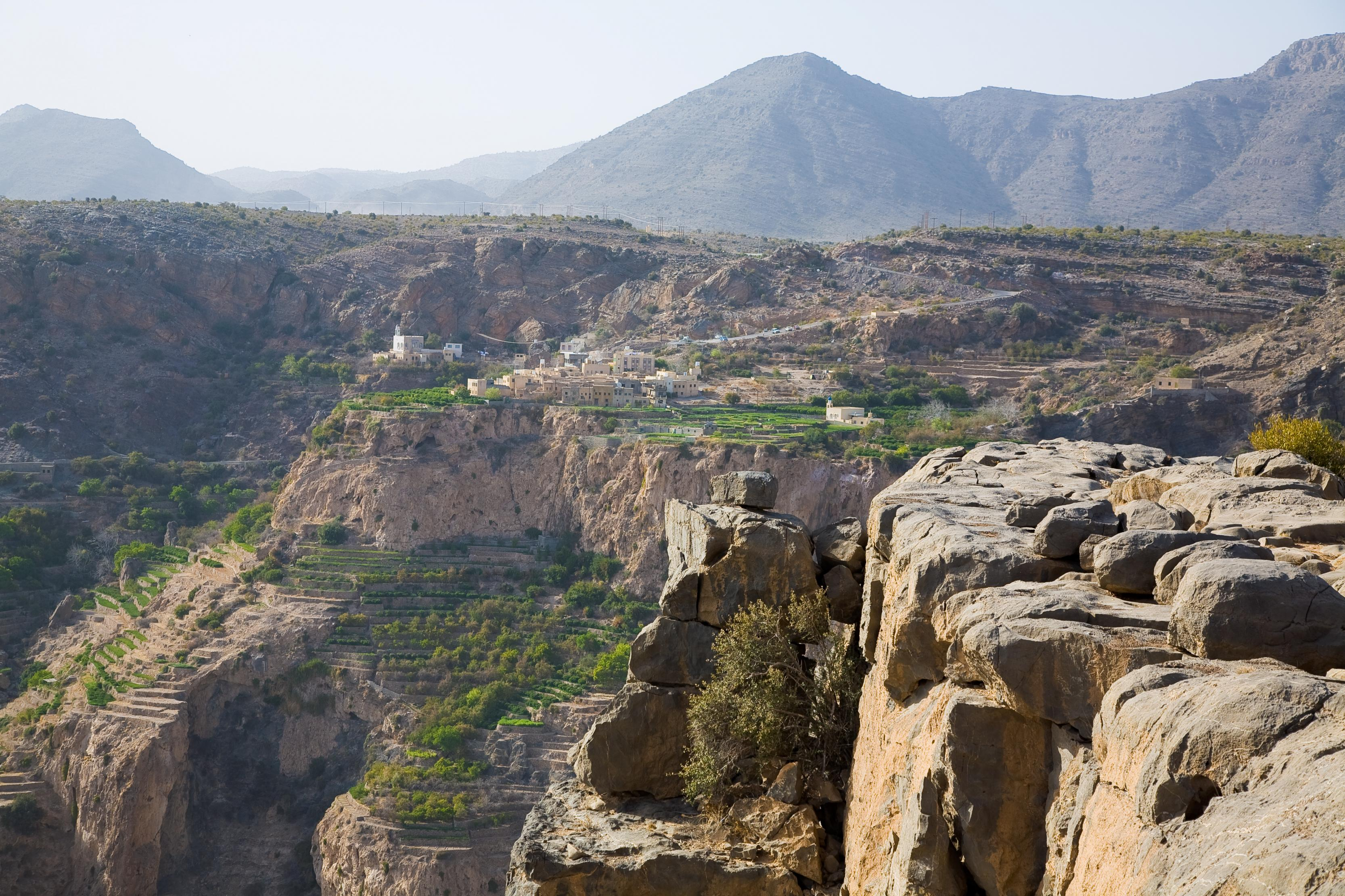 بالصور الجبل الاخضر سلطنة عمان , صور لاشهر جبل في عمان 4013 2