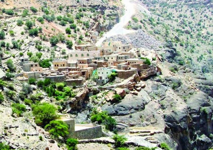 بالصور الجبل الاخضر سلطنة عمان , صور لاشهر جبل في عمان 4013 6
