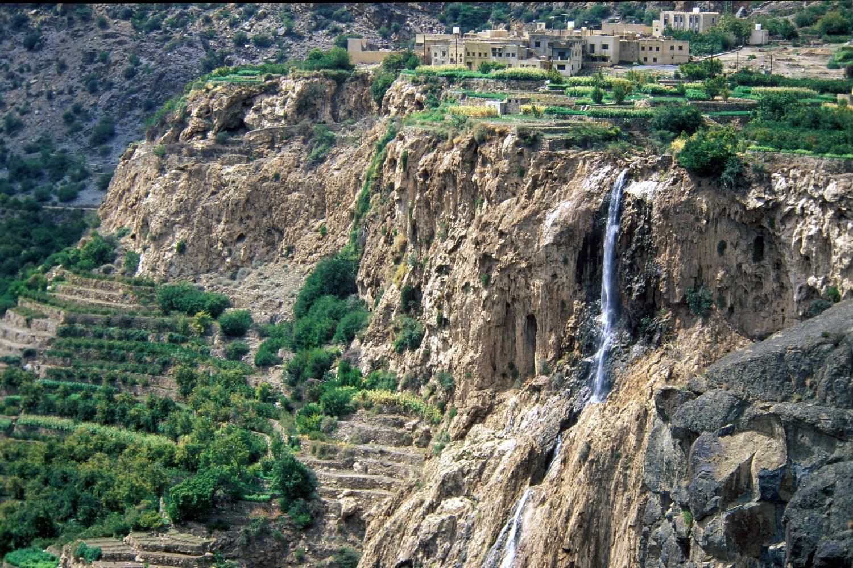 صوره الجبل الاخضر سلطنة عمان , صور لاشهر جبل في عمان
