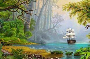 صورة اجمل اللوحات الفنية , روعة الفن الحقيقية