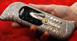 اغلى جوالات العالم , عندما يختار الاثرياء هواتفهم المحموله
