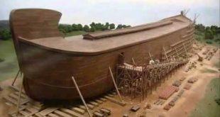 صوره صور سفينة نوح , التى نجا بها من الطوفان الهائل