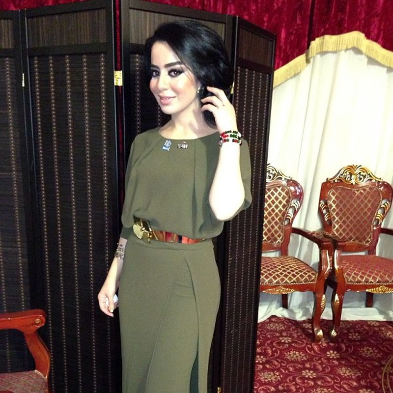 صورة صور الفنانه اريام , نجمة الامارت و اطلالة رائعة
