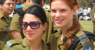 المراهقات في الجيش الاسرائيلي , صور مختلفة لبنات مجندات اسرائيلية