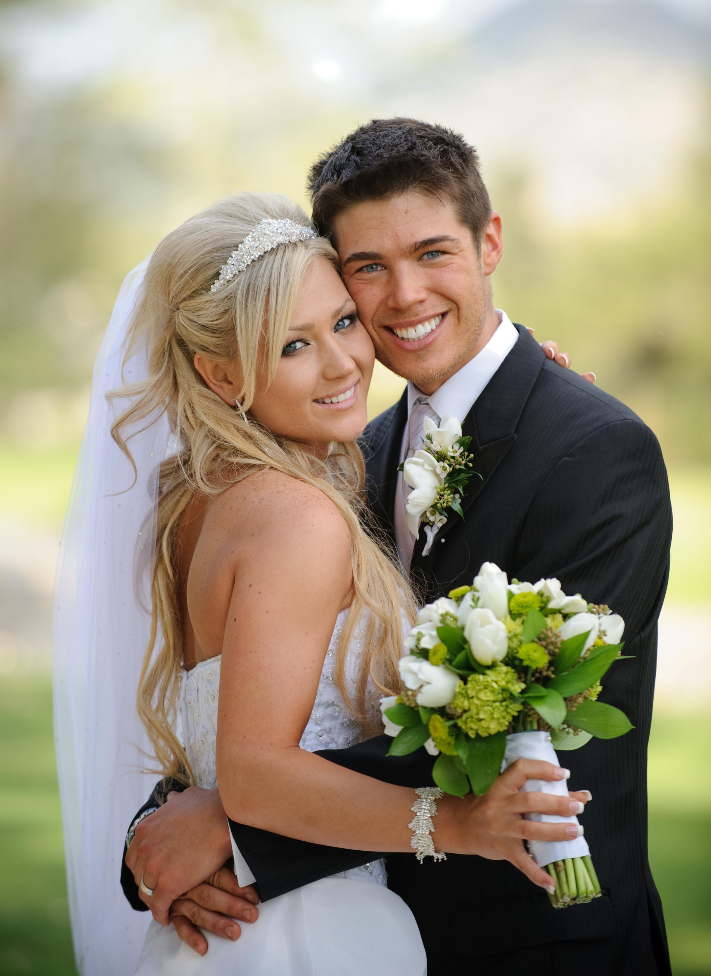 صورة صور عروس وعريس , خلفيات عن ليلة العمر