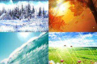 صوره الفصول الاربعة بالصور , اجمل صور طبيعية لتغيرات الفصول