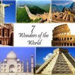 عجائب الدنيا السبعة بالصور , صور حصرية لعجائب الدنيا السبع