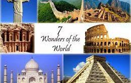 صورة عجائب الدنيا السبعة بالصور , صور حصرية لعجائب الدنيا السبع
