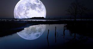 صوره صور جمال القمر , اجمل صور القمر فى طور البدر