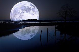 صور صور جمال القمر , اجمل صور القمر فى طور البدر