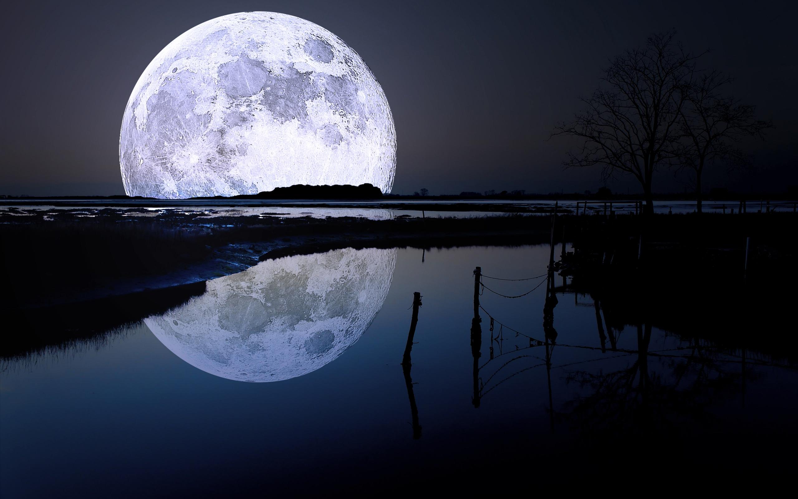 صورة صور جمال القمر , اجمل صور القمر فى طور البدر