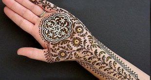 صور حنه هنديه , رسومات ونقوش حناء هندية