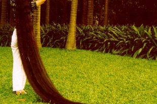 صوره صور اطول شعر في العالم , شاهد شعور طويلة بدرجة لا تصدق
