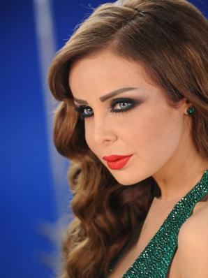 صورة صور الفنانة رولا سعد , اطلالة مميزة للمغنية الجذابة
