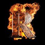 صور حرف r , اجدد اشكال لحرف ال r