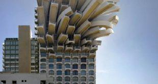 صوره صور مباني غريبة , اغرب اشكال المبانى المميزة