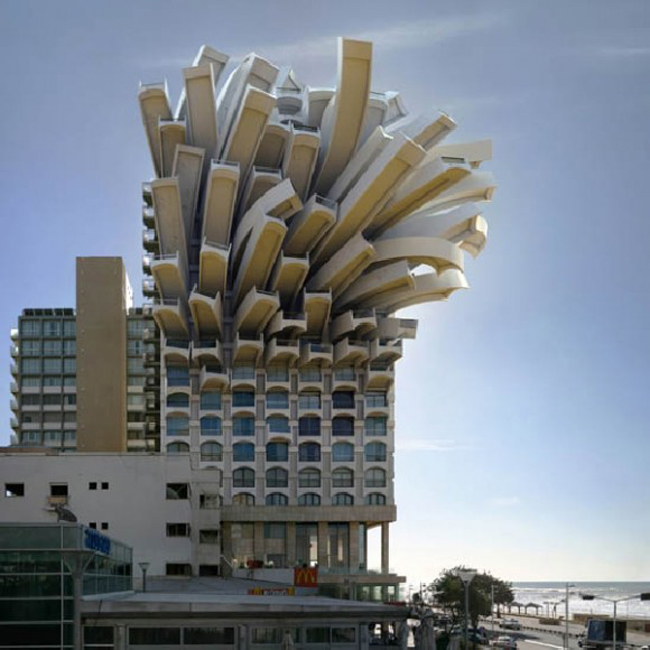 بالصور اغرب مباني العالم , صور تصميمات معمارية غريبة 711 10