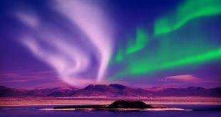 صور الشفق القطبي , صور مبهرة لمنظر الشفق القطبى
