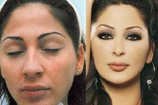 صوره صور اليسا قبل التجميل , شاهد شكل الفنانة قبل اجراء عمليات التجميل