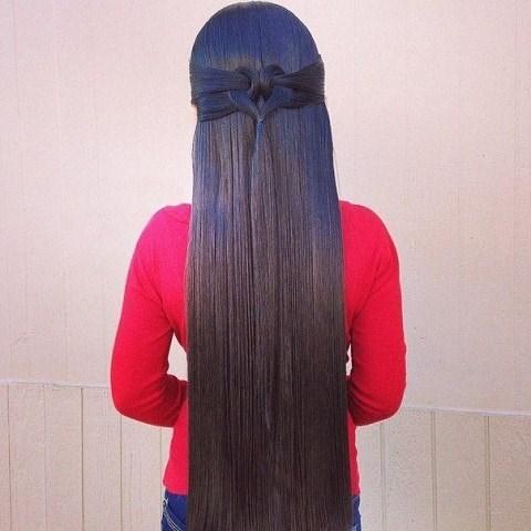 صوره صور الشعر الطويل , اجمل صور لشعر البنات الطويل