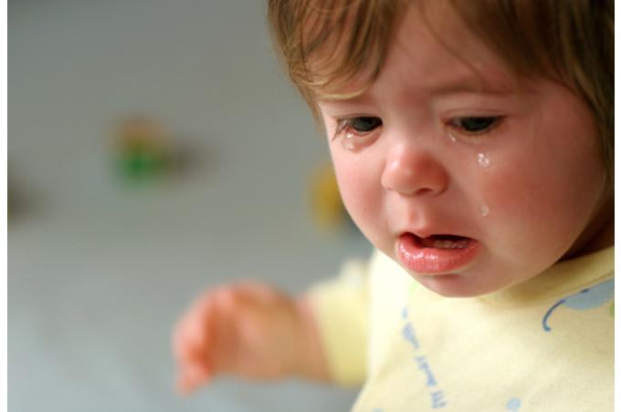 صورة صورة طفلة تبكي , صور حزن والم