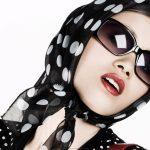 صور لبنات جميلة محجبة بالنضارة , حجابي سر جمالي